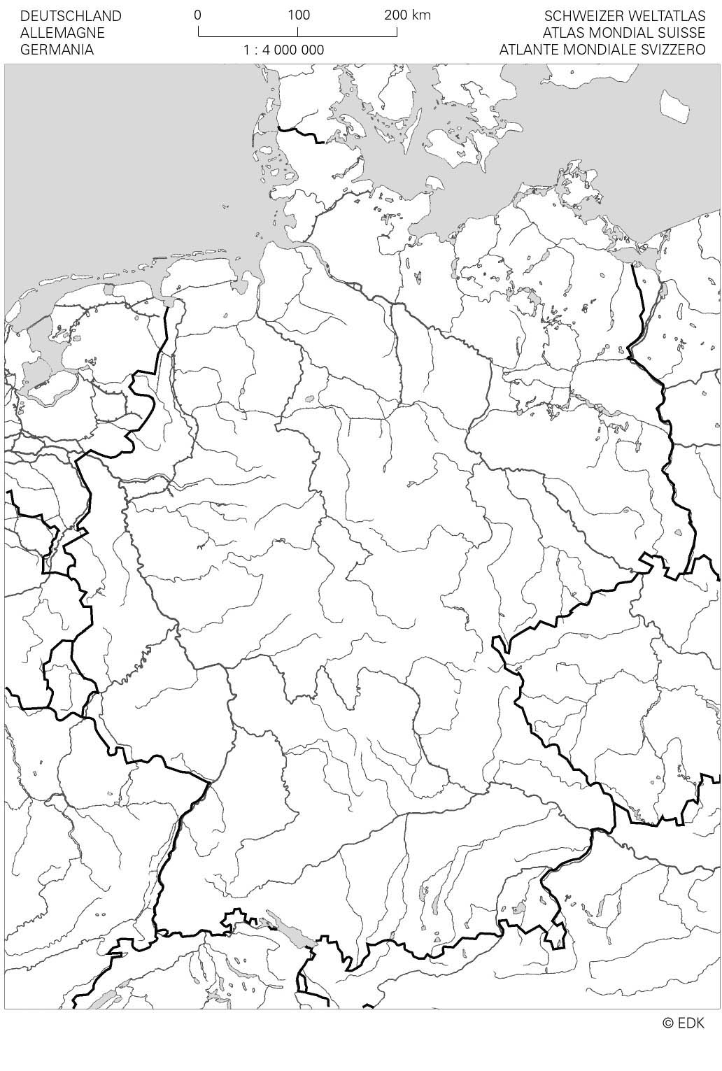 Swisseduc Geographie Atlas Kopiervorlagen