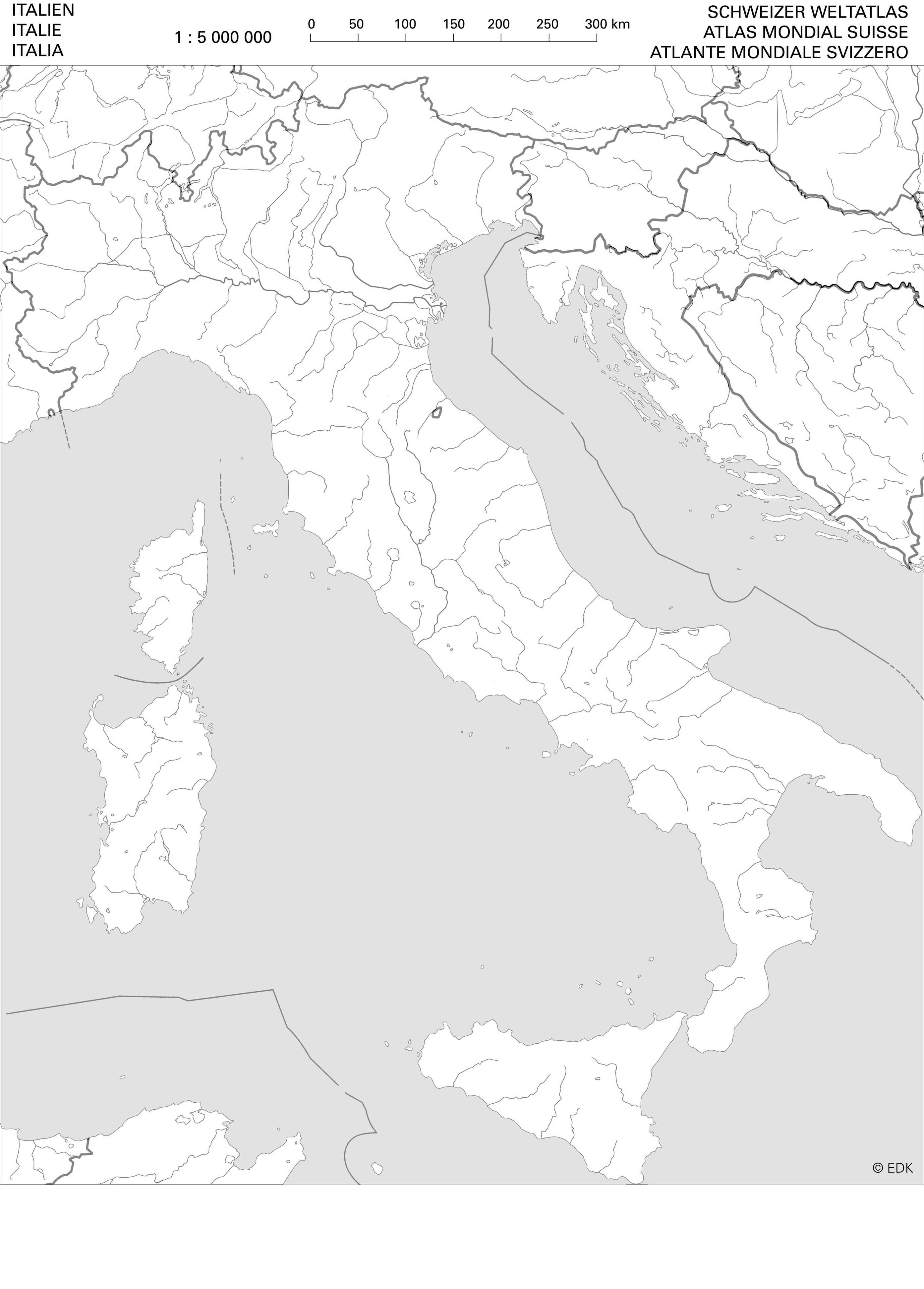 Stumme Karte.Swisseduc Geographie Atlas Kopiervorlagen