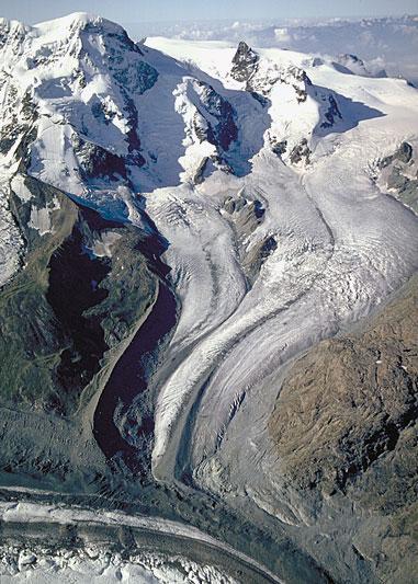 ColdBased glaciers in the