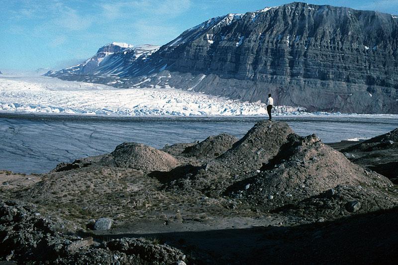 SwissEduc - Glaciers online - Arctic Islands