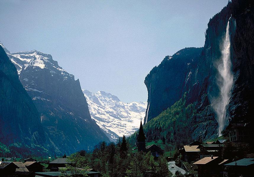SwissEduc - Glaciers online - Glaciers of the World