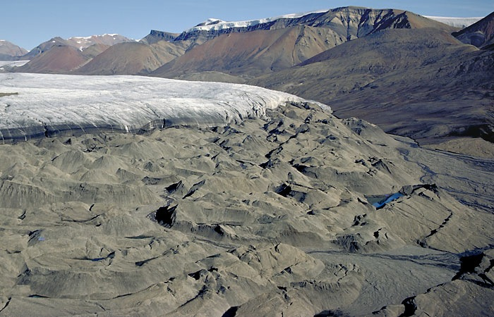 Introduction To Glaciers Moraines