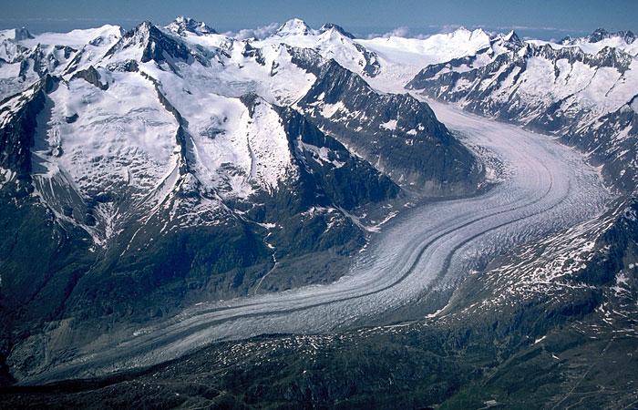 Continental Glaciers And Valley Glaciers Cochise college p