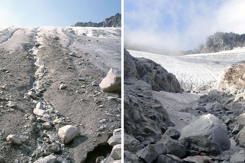 Glaciar de Maladeta, Maladeta Massif