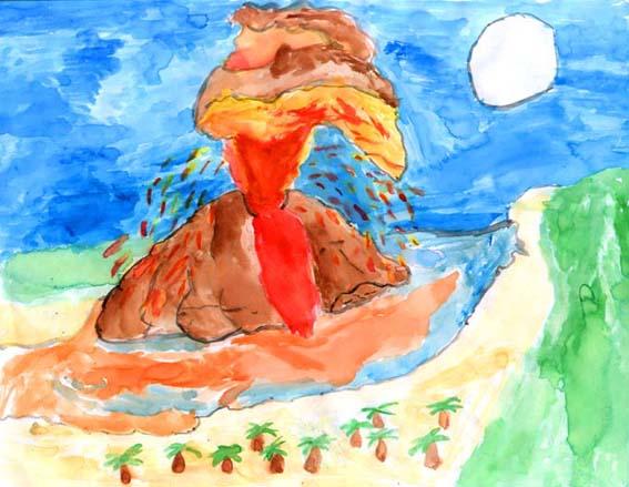 Vulcani Disegni: Concorso Di Disegno E