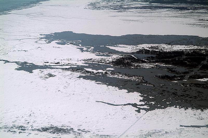 Swisseduc stromboli online vulcani di ghiaccio in alaska for Cabine del fiume kenai soldotna ak