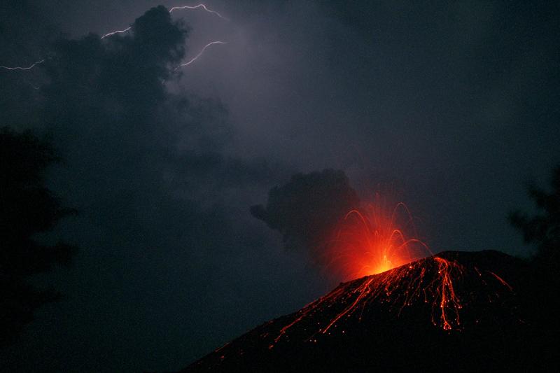 SwissEduc - Stromboli online - Anak Krakatau